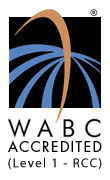 WABC Level 1 accredited (RCC)